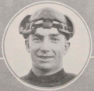 Ed Kagy - Ed Kagy while playing for Camp Sherman in 1917