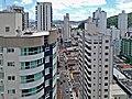 Edifícios na Avenida Alvin Bauer, Balneário Camboriú SC.JPG