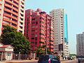 Edificios de la Avenida El Milagro, Maracaibo, Venezuela 02.jpg