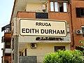 Edith Durham Street - Shkodra - Albania (41687243555).jpg