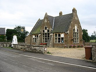 Edmondthorpe - Edmondthorpe Social Club