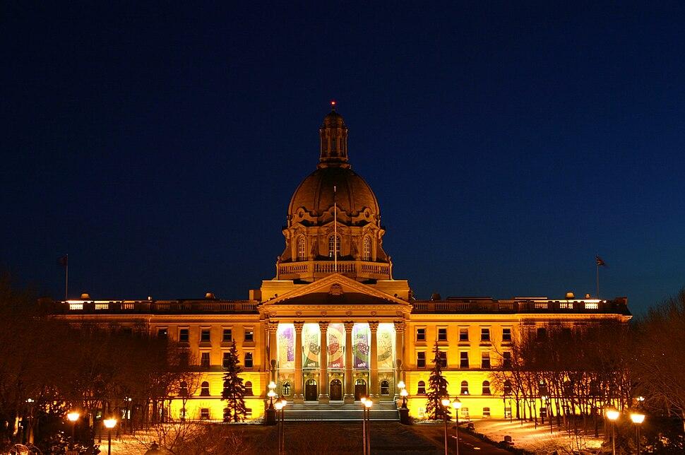 Edmonton leg