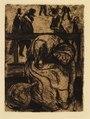 Edvard Munch Elderly Woman on a Bench Thielska 297M47.tif