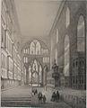 Edvard Westerberg Det Indre af Throndhjems Domkirke.jpg