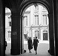 Een arcade bij de Sorbonne, Bestanddeelnr 254-2116.jpg