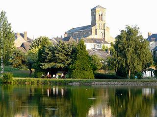 Villiers-Charlemagne Commune in Pays de la Loire, France