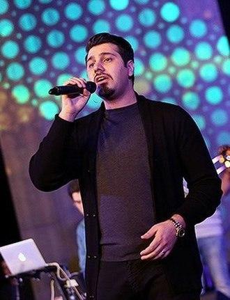Ehsan Khajeh Amiri - Image: Ehsan Khajeamiri concert in Milad Tower