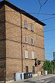 Eichenstraße Arbeiterwohnhäuser 23 Südwestfront.jpg