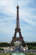 File:Eiffel Tower, view from the Trocadero, 5 July 2011.jpg