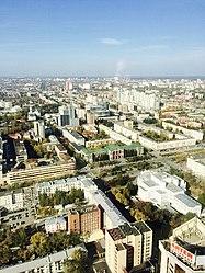 Circondario federale degli Urali – Veduta