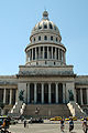 El Capitolio de La Habana (Dome and front view, Jan 2014).jpg