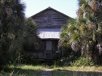 National Register of Historic Places listings in Charlotte County, Florida - Image: El Jobean Hotel