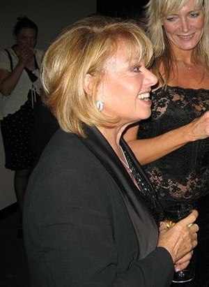 Elaine Paige - Elaine Paige at BBC Radio 2's Voice of Musical Theatre gala final in 2006