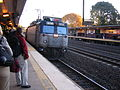 Electric Loco- Metropark Station, NJ (7782206378).jpg