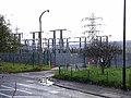Electricity sub-station on Lemington Road - geograph.org.uk - 1038628.jpg