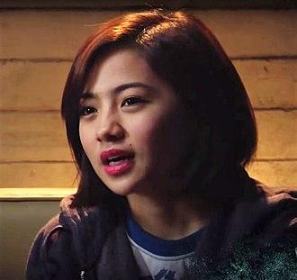 Ella Cruz - Ella Cruz in 2014 promotional short about the making of Dilim