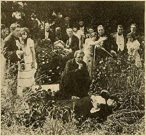 St. Elmo (1914 film) - Image: Elmo kills Murray