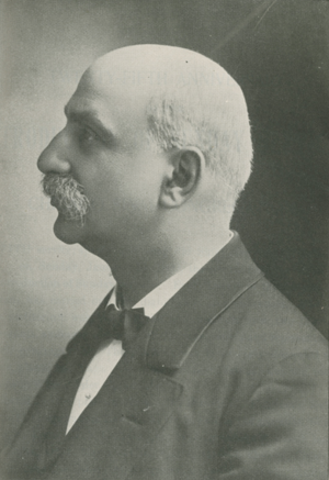 Emil G. Hirsch - Image: Emil G Hirsch