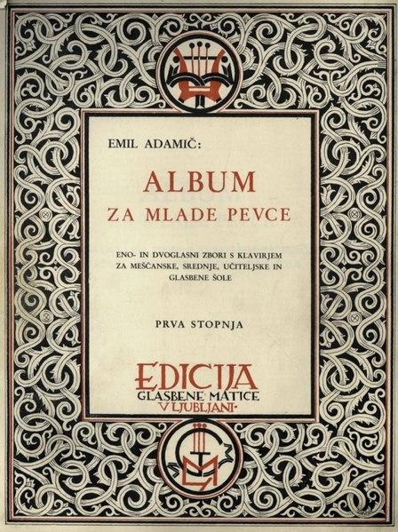 File:Emil Adamič - Album za mlade pevce I.pdf