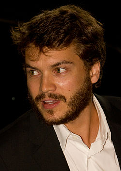 Emile Hirsch på Toronto International Film Festival 2012.