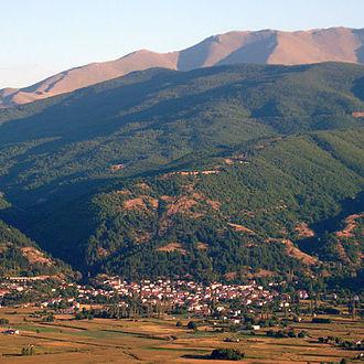 Emporio, Kozani - A view of Emporio