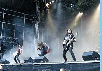Engel (band) - Image: Engel, Skogsröjet 2012 1