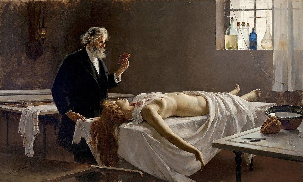 Autopsia - Wikipedia, la enciclopedia libre