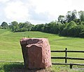 Entrance marker to South Herefordshire Golf Club - geograph.org.uk - 438038.jpg