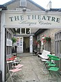 """Entrance to """"The Theatre"""" Antiques Centre - geograph.org.uk - 2068850.jpg"""
