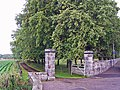 Entrance to Castlehill House, Inverness - geograph.org.uk - 1475184.jpg