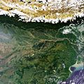 Envisat's MERIS image over the Himalayas ESA226457.jpg