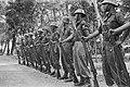 Erewacht door manschappen Infanterie V KNIL ingedeeld bij de V-Brigade, Bestanddeelnr 1509-3-3.jpg