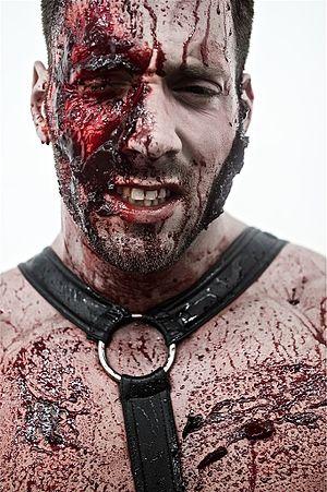 L.A. Zombie - Erik Rhodes in L.A. Zombie