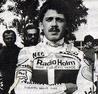 Erik Gundersen Danish speedway rider