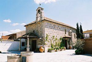 Ermita de la Virgen de la Salud