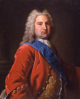 Ernst Johann von Biron Duke of Courland and Semigallia,