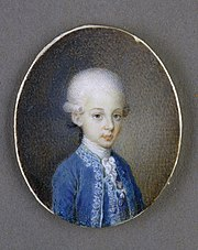 Ferdinand as a young boy. (Source: Wikimedia)