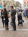 Espositori mobili che mostrano alcune tra le principali pubblicazioni dei testimoni di Geova - 07.JPG