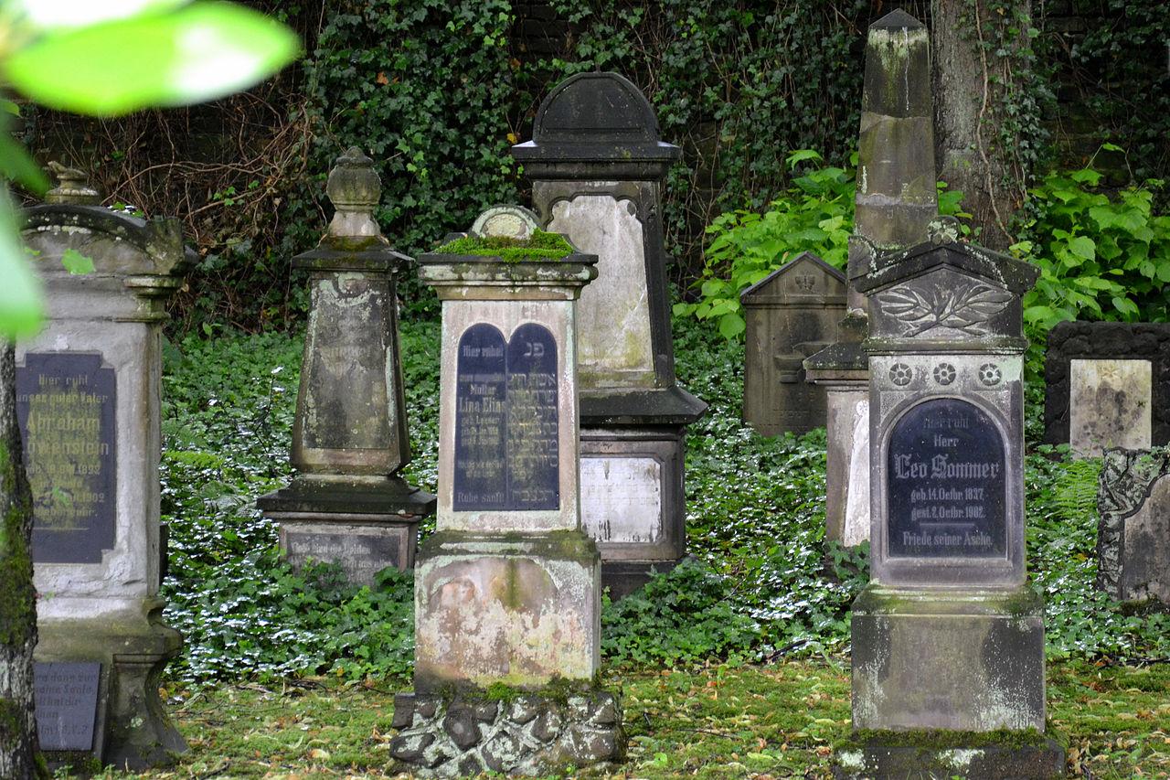 Essen-Steele, Jüdischer Friedhof Hiltrops Kamp3.JPG