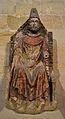 Estàtua de sant Pere Papa, museu Diocesà, Osca.JPG