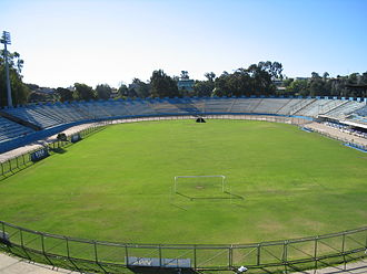 1991 Copa América - Image: Estadio Sausalito