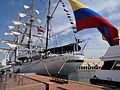 Este es uno de los buques mas famosos de Colombia.JPG