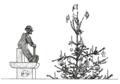 Ett hem Carl Larsson svartvit teckning 02.png