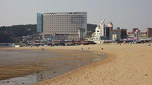 Yeongjongdo - Eulwangri Beach