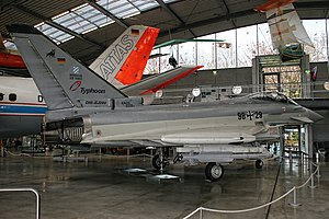 Eurofighter Typhoon variants - DA1 in 2013