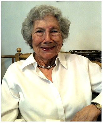 Evelyn M. Witkin - Evelyn M. Witkin (interviewed in PLOS Genetics 2012)