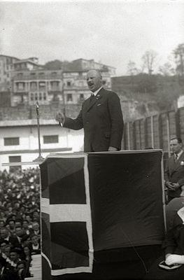 Эвальд Амменде, начало 1930-х гг.