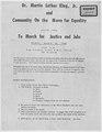 Exhibit 1 in City of Memphis vs. Martin Luther King, Jr - NARA - 279325.tif
