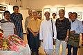 Exhibitors with Dignitaries - Group Exhibition - PAD - Kolkata 2016-07-29 5373.JPG