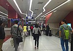 Exit of Dongzhimen Station, Airport Line (20160426162928).jpg